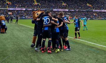 Βέλγιο: Ορίστηκε ο τελικός του Κυπέλλου, Αντβέρπ - Μπριζ!