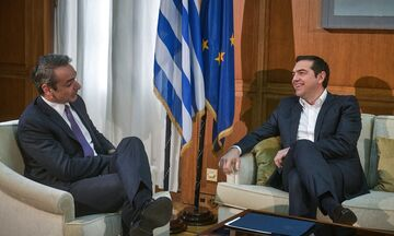 Δημοσκόπηση Metron Analysis για το Mega: Διαφορά 19,5 μονάδων η ΝΔ από τον ΣΥΡΙΖΑ