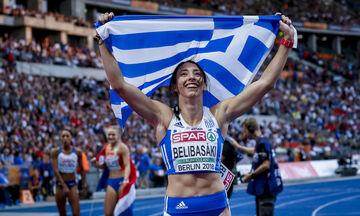 Μπελιμπασάκη: Ετοιμάζεται για το Πανελλήνιο Πρωτάθλημα