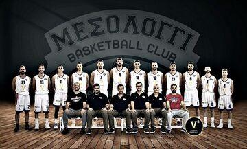 Πανηγυρίζει ο Χαρίλαος Τρικούπης την άνοδο στην Basket League: «Είμαστε πια πρωταθλητές!» (pic)