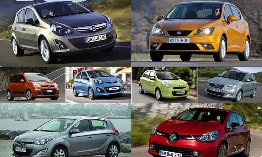 Μεταχειρισμένα αυτοκίνητα με 6.000 ευρώ