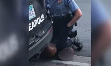 ΗΠΑ: Συνελήφθη ο αστυνομικός που σκότωσε τον Φλόιντ (vid)