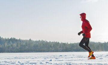 Άσκηση στο κρύο (Β) - Συμπτώματα και κίνδυνοι υποθερμίας