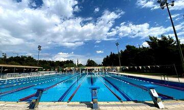 Δήμος Αθηναίων: Δωρεάν ο Ιούνιος στο κολυμβητήριο Γουδή