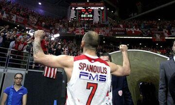 Βασίλης Σπανούλης: O «mentalist» της Euroleague! (vid)