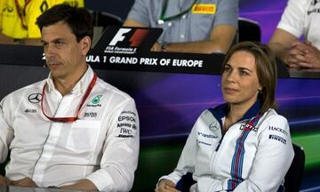 Formula 1: Βάζει πωλητήριο η Williams, πιθανή η αποχώρηση Βολφ από τη Mercedes