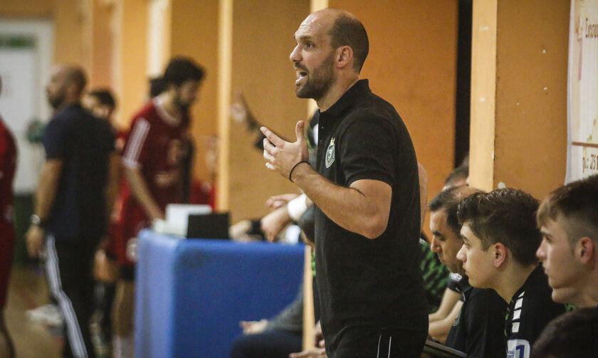 Ζαφειράκης Νάουσας: Νέος προπονητής ο Δεληγιάννης, τριπλή μεταγραφική ενίσχυση