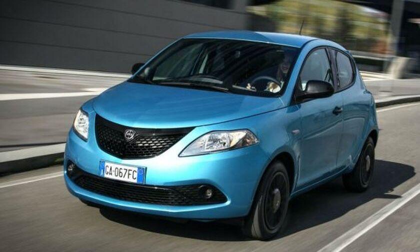Νέα και σικάτη Lancia Ypsilon Hybrid (vid)