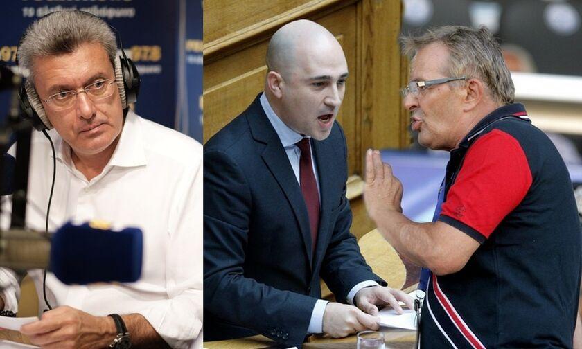 Γεωργίου κατά Μπογδάνου - Τι είπε και γιατί κάνει αγωγή ο βουλευτής - Η θέση Χατζηνικολάου, Real FM