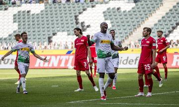 Γκλάντμπαχ - Ουνιόν Βερολίνου: Τα γκολ των Νόιχαους και Τιράμ για το 2-0 (vid)