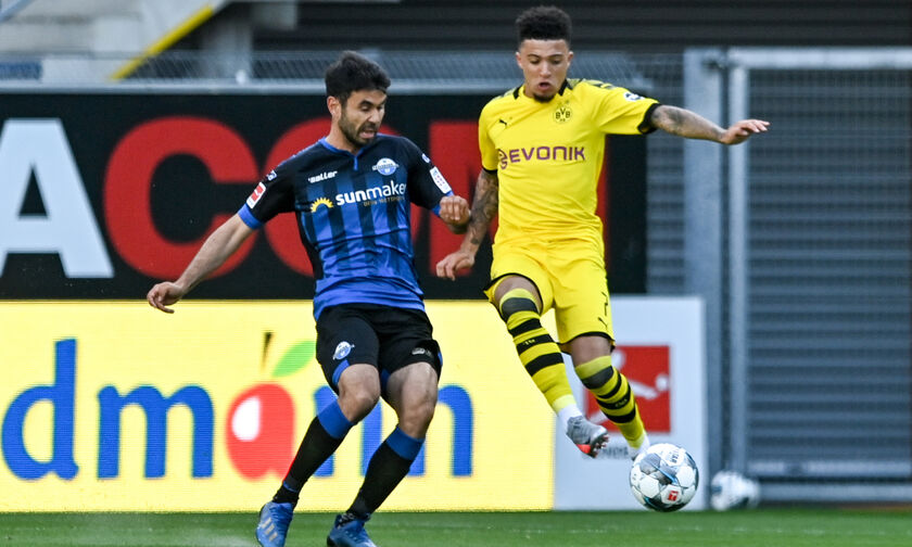 Bundesliga: Στο κυνήγι της Μπάγερν η Ντόρτμουντ, 6-1 την Πάντερμπορν (highlights)