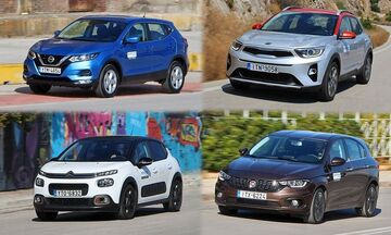 Ντίζελ αυτοκίνητα σε οικονομικές τιμές