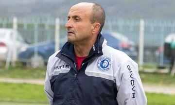 Πέθανε ο προπονητής ποδοσφαίρου Παντελής Παπαδιώτης