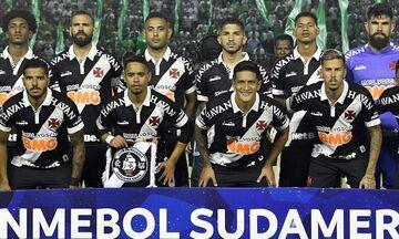 Βάσκο ντα Γκάμα: 16 ποδοσφαιριστές θετικοί στον κορονοϊό