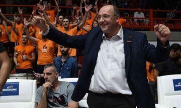 Βαγγέλης Λιόλιος και ΕΟΚ: Το πλάνο για την επόμενη μέρα του ελληνικού μπάσκετ