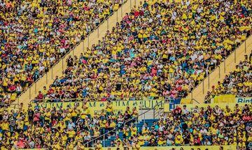 Λας Πάλμας: Στο γήπεδο οι κάτοχοι διαρκείας στην επανέναρξη του πρωταθλήματος