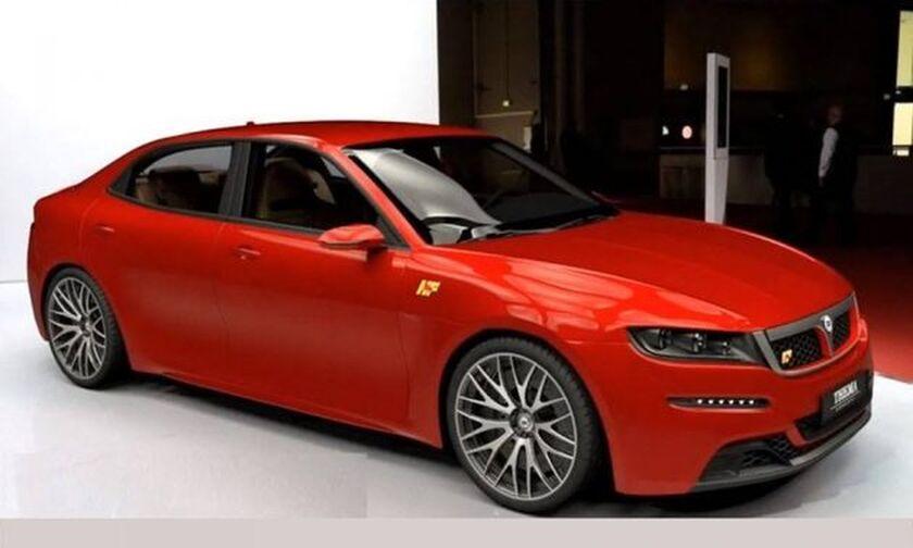 Ποιος δεν θα ήθελε μια νέα Lancia Thema;