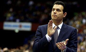 Δημήτρης Ιτούδης: «Εξαιρετική ομάδα, με εξαιρετικούς προπονητές ο Ολυμπιακός»