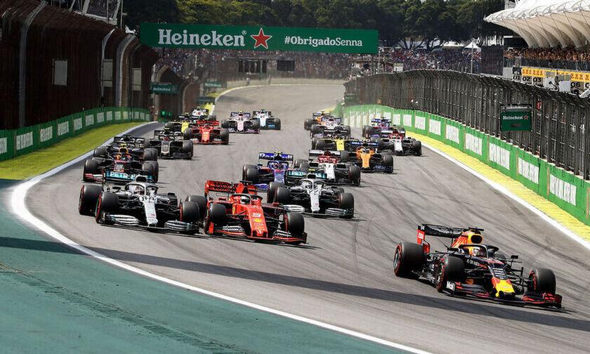 Επίσημο: 5 Ιουλίου ο πρώτος αγώνας για την F1- Δείτε το πρόγραμμα των αγώνων (pic)