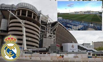 Στο «Αλφρέδο Ντι Στέφανο» οι εντός έδρας αγώνες της Ρεάλ Μαδρίτης