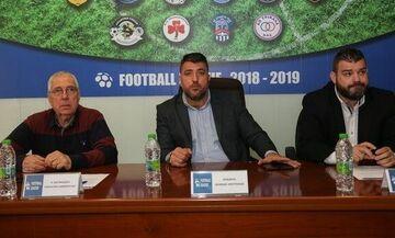 Οριστική διακοπή στο πρωτάθλημα της Football League