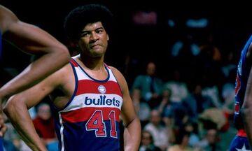 «Έφυγε» από τη ζωή ο NBAer και πρωταθλητής με τους Ουάσινγκτον Μπούλετς, Γουές Άνσελντ