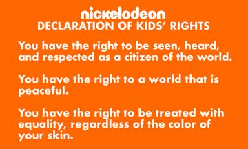 Το κανάλι Nickelodeon σταμάτησε τη ροή του για 8:46 λεπτά, στη μνήμη του Τζορτζ Φλόιντ! (vid)