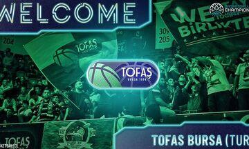 Στο Basketball Champions League και η Τόφας