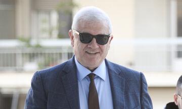 Στα γραφεία της ΑΕΚ ο Μελισσανίδης
