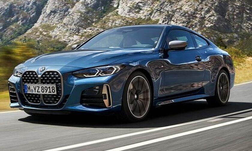 Νέα BMW Σειρά 4 Coupe πιο ξεχωριστή από ποτέ