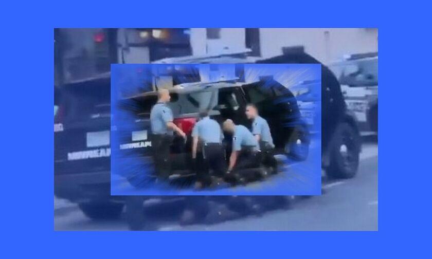 Δολοφονία Τζορτζ Φλόιντ: Κατηγορούμενοι και οι άλλοι τρεις αστυνομικού που γονάτισαν στο θύμα