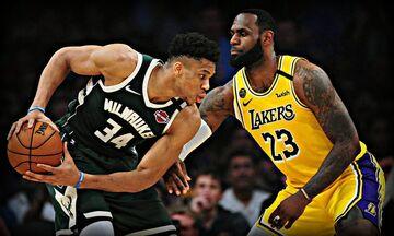 NBA: Αυτές είναι οι 22 ομάδες της επανέναρξης!