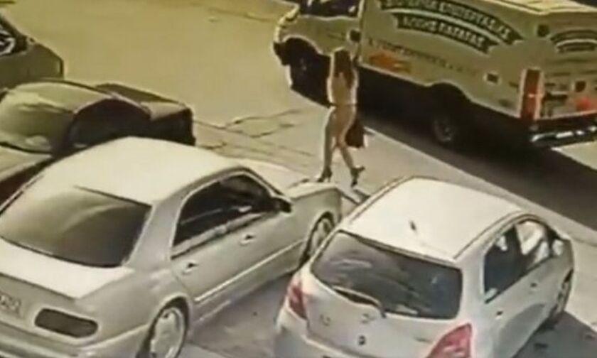 Επίθεση με βιτριόλι: Στην Ασφάλεια πρώην σύντροφος της 34χρονης και φίλος της. Θα κληθούν 25 άτομα