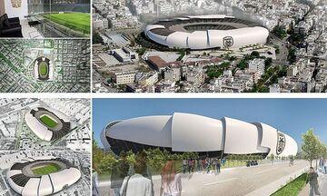 Νέο Γήπεδο ΠΑΟΚ: Πόσο υπολογίζεται ότι θα κοστίσει η κατασκευή του