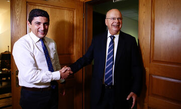 Εκνευρισμένος ο Βασιλακόπουλος με Αυγενάκη για την επιχορήγηση στην ΕΟΚ