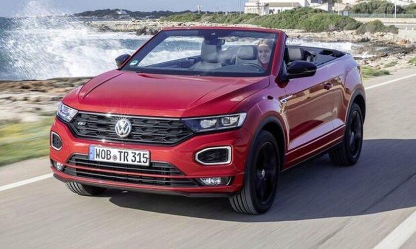 Οι τιμές του VW T-Roc Cabriolet στην Ελλάδα
