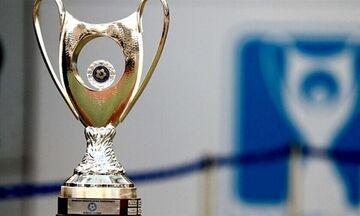 Κύπελλο Ελλάδας: Εισήγηση για τις ημερομηνίες των επαναληπτικών Ολυμπιακός – ΠΑΟΚ και Άρης – ΑΕΚ