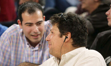 Ο Καράγκουτης στο πλευρό του Φασούλα για τις εκλογές στην ΕΟΚ