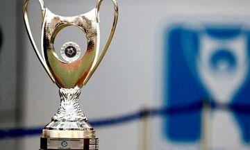 Κύπελλο: Πότε παίζουν Ολυμπιακός - ΠΑΟΚ, Άρης - ΑΕΚ