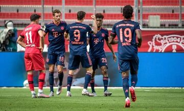 Bundesliga: «Καρέ»... τίτλου η Μπάγερν, γκέλα η Λειψία (Highlights)