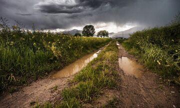 Καιρός: Πρόσκαιρη μεταβολή - Βροχές, καταιγίδες, χαλάζι - Θερμοκρασία σε πτώση, θυελλώδεις άνεμοι