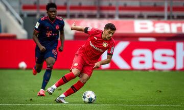 Λεβερκούζεν - Μπάγερν Μονάχου: Το γκολ του Αλάριο για το 1-0 (vid)