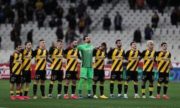 ΑΕΚ: Χωρίς Γαλανόπουλο, Μπότο η αποστολή για το ματς με τον Παναθηναϊκό