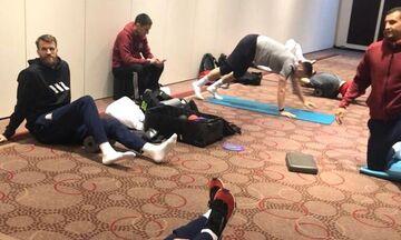 Μπάγερν Μονάχου: Προθέρμανση στο… ξενοδοχείο πριν το ματς με την Ουλμ!