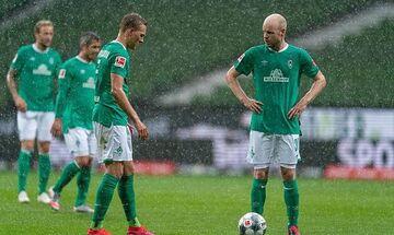 Bundesliga: Γλίτωσε η Άουγκσμπουργκ - Η Βόλφσμπουργκ «βύθισε» κι άλλο τη Βέρντερ (Highlights)