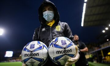 Φωτογραφικό: Οι νέες συνθήκες στη Super League εν μέσω κορονοϊού (pics)