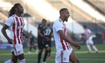 ΠΑΟΚ - Ολυμπιακός 0-1: Τα highlights του αγώνα (vid)
