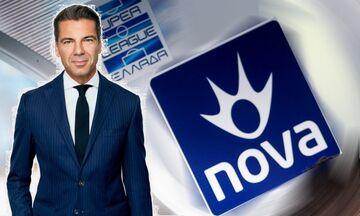 BC Partners: «Tαυτισμένη με το ελληνικό ποδόσφαιρο η Nova. Θα συνομιλήσουμε με όλες τις ομάδες»