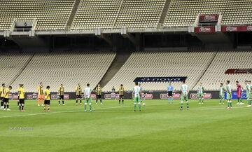 Δείτε φωτογραφικό υλικό από την αναμέτρηση ΑΕΚ - Παναθηναϊκός 1-1 (pics)