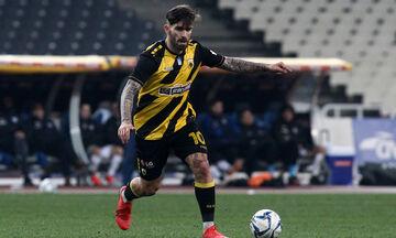 ΑΕΚ: Πολυτιμότερος παίκτης της χρονιάς ο Λιβάγια